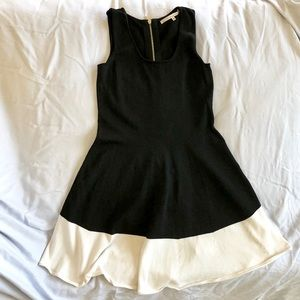 Rachel Roy Fit and Flare Knit Dress